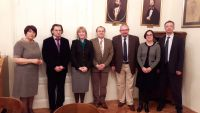 Delegation of Sarajevo Law faculty...
