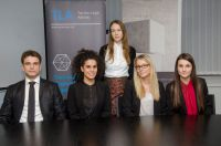 Zagreb Law students win first place...