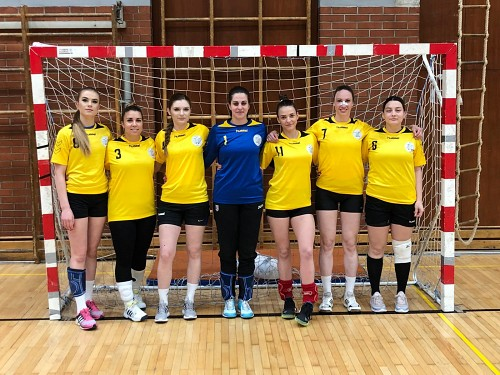 The Women's Handball Team of the...